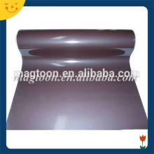 Custom length flexible magnetic sheet