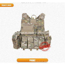 Tactical Bulletproof Chaleco Bolsas Revistas Nij Iiia Hard Plate bolsillos