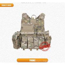Tactical Bulletproof Vest Pouches Magazines Nij Iiia Hard Plate Pockets