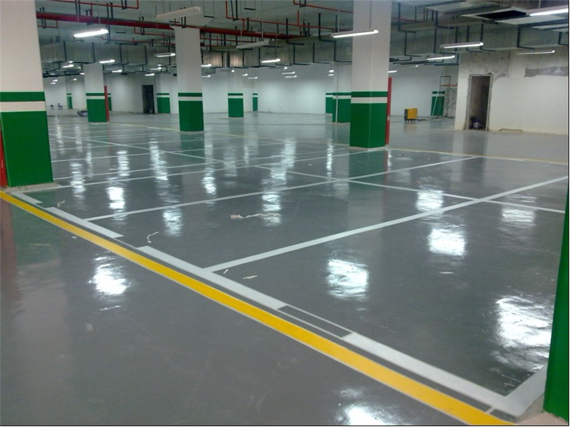 epoxy flooring kit