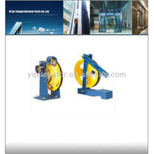 elevator safety devices, elevator door safety devices