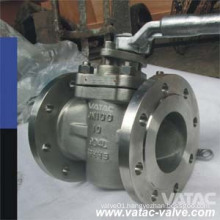 API599 Cast Steel Flanged Ends Sleeve Type Plug Valve