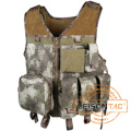 1000d Nylon or Cordura Military Tactical Vest with ISO Standard