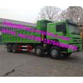 Sinotruck HOWO7 8x4 Dumper truck