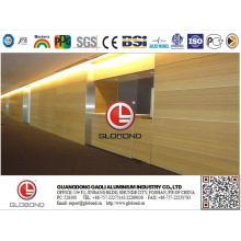 Wood Look Aluminium Sheet