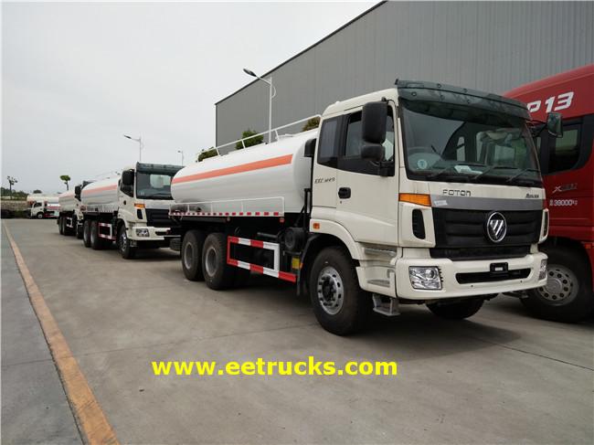 Sewage Suction Trucks