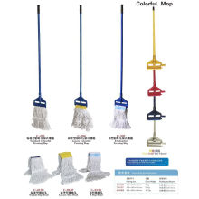 B Shape, Standard and Luxury Type Colourful Pressing Mop