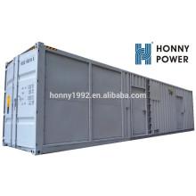 Googol 1000kW Generador Diesel Silencioso de Contenedor de Alto Voltaje