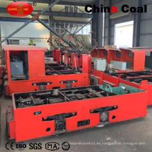 Cty2.5 Locomotora diesel de la mina accionada por combustible de la mina de combustible a prueba de explosiones
