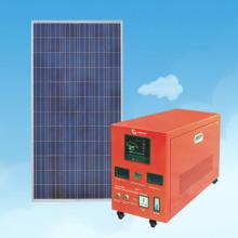 Sistema de habitação Solar de 1kW