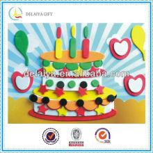 Поделки Ева мультфильм головоломки для торта