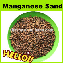 Manganese Iron Removal Media 0.5-1mm manganese sand