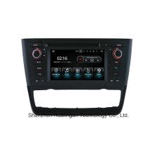 DVD de voiture Android 5.1 pour BMW 1 E81 E82 E88 Radio Navigator 3G Internet ou connexion WiFi