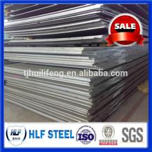 ASTM A53 plaque en acier au carbone galvanisé en vente