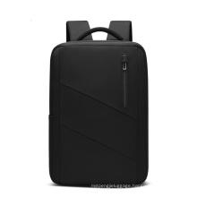 New Custom Large Capacity Laptop Backpack USB Charging Student School Bag