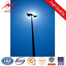 4 Abschnitte 30m hohe Mast Pole 1.2ton Winch mit 15 * 2000W LED-Leuchten