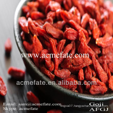 Wholesale Top quality Chinese red ningxia medlar