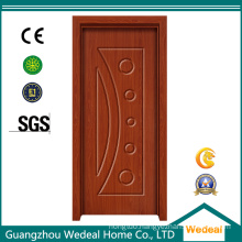 Interior Flush PVC Door for Hotel/Villa/Residential Project