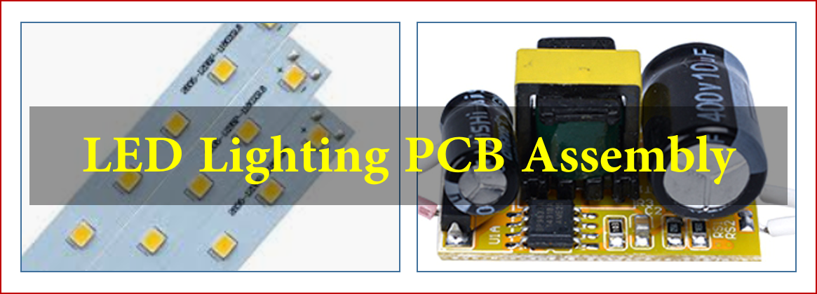 LED Lighting PCB Assembly | JHYPCB