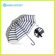 Fashion Design Stripe Printed Gift Umbrella