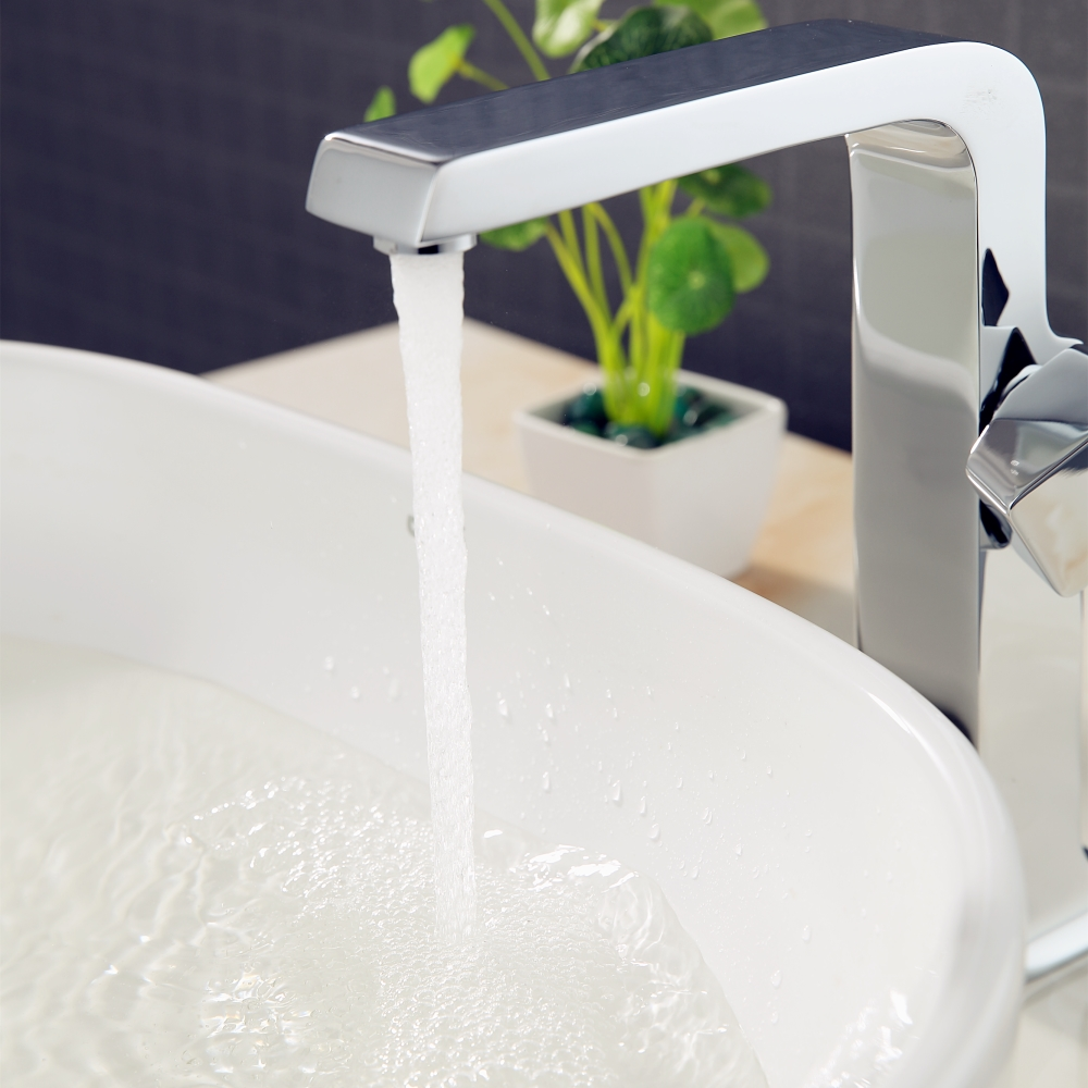 Saving More Than 30% Water Faucet