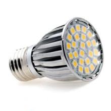 Dimmable E27 24 5050 SMD Lâmpada LED Spotlight Bulb