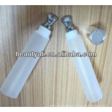 clear cap transparent tube