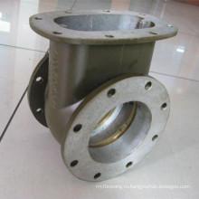 Изготовленные на заказ алюминиевые части тяжести литья под давлением