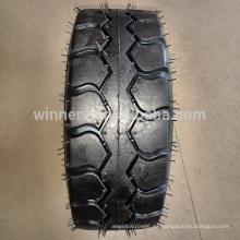 4.10 / 3.50-4 pequeñas ruedas desmontables de plástico