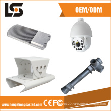 Security CCTV Camera System Die Cast Camera Housing Parts