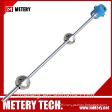 Double Dual Floats Magnetostrictive level meter sensor MT100ML