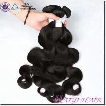 No Mixed No Synthetic Hair 100 Virgin Remy Indian Human Hair Body Wave Bundles With Lace Closure