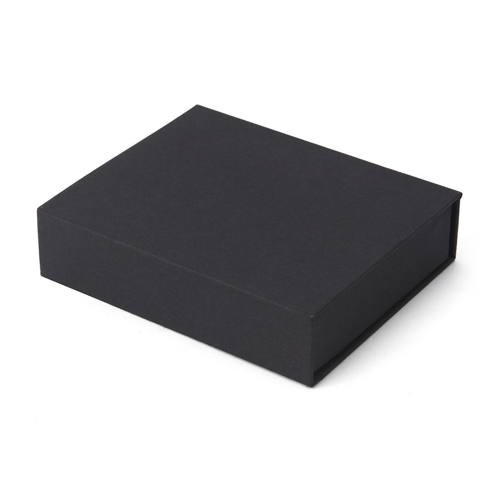 Black Fancy Paper Gift Box