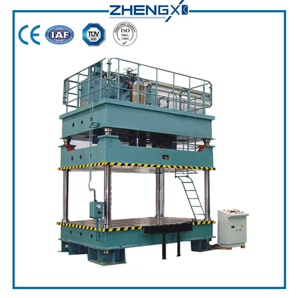 Hydraulic Press Machine For Car Parts Decoration 500T
