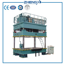 Hydraulic Press Machine For Car Parts Decoration 800Ton