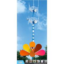 Tour Monopole Td-Lte Antenna Communication pour Cmcc