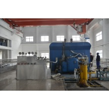Extraction Induction Steam Turbine