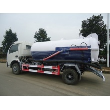 Best Quality for Vacuum Sewage Suction Tanker 3 CMB Vacuum Sewage Suction Tanker Vehicle supply to Indonesia Factories