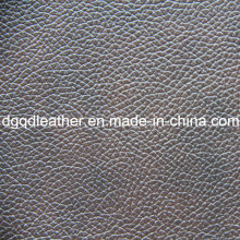 Two Tone Color Furniture PVC Leather (QDL-515132)