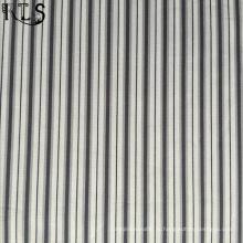 100% хлопок поплин переплетения нитей, окрашенная ткань для сорочки/платье Rls50-4po