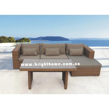 2015 Nuevo Sofá que fija al aire libre el sofá (BP-M12E)