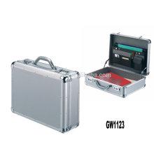 Nueva llegada de fuerte y maletín de aluminio portable de alta calidad de China fábrica