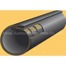 Texile Steel Cord Tubular Rubber Conveyor Belt
