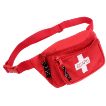 Safety Rescue Workwear First Aid Medical Fanny Pack Guard Waist Bag