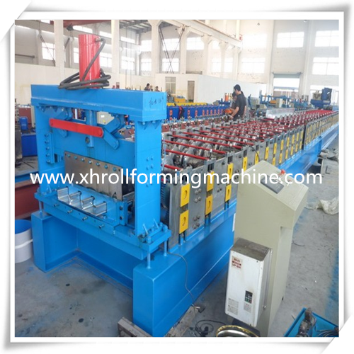 Roll Forming Machine to Manufacture Structural Deck