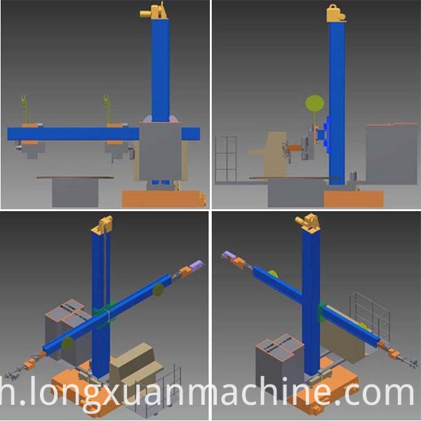 Automatic Welding Column 2