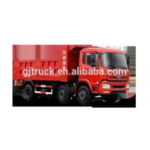 Dayun marque 6X2 camion à benne basculante pour 10-28 mètres cubes