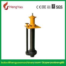 Pompe à boues verticale industrielle de fournisseur