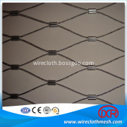 Stainless Steel Rope Mesh For Brid Netting