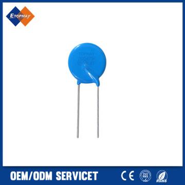 Hohe Qualität macht Überspannungsschutz Zink Metall-Oxid-Varistor (MOV)